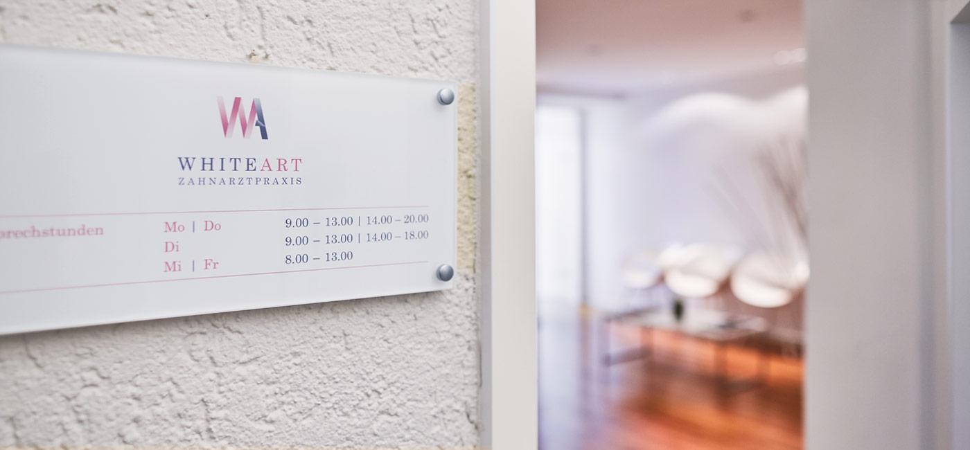 Zahnarztpraxis WHITEART Friedrichsdorf - Liebe Patientinnen und Patienten, 8
