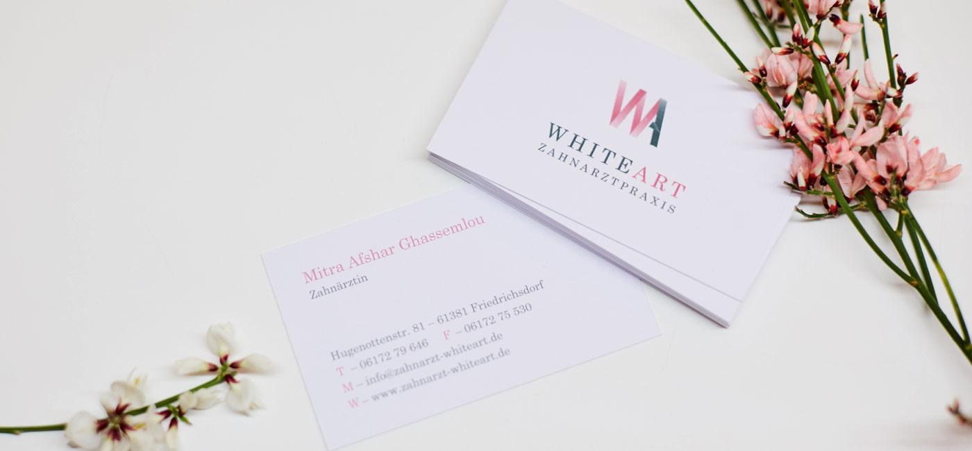 Zahnarztpraxis WHITEART Friedrichsdorf - Liebe Patientinnen und Patienten, 1